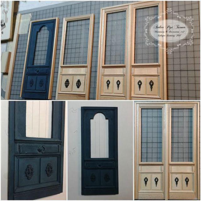pipi turner miniatures t ren in aubusson bleu miniatures 1 12 atelier pipi turner. Black Bedroom Furniture Sets. Home Design Ideas