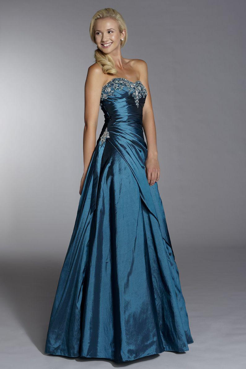 Formal Dresses | Prom Dress By Tiffany\'s Teal, TIFFANY\'S, Prom ...