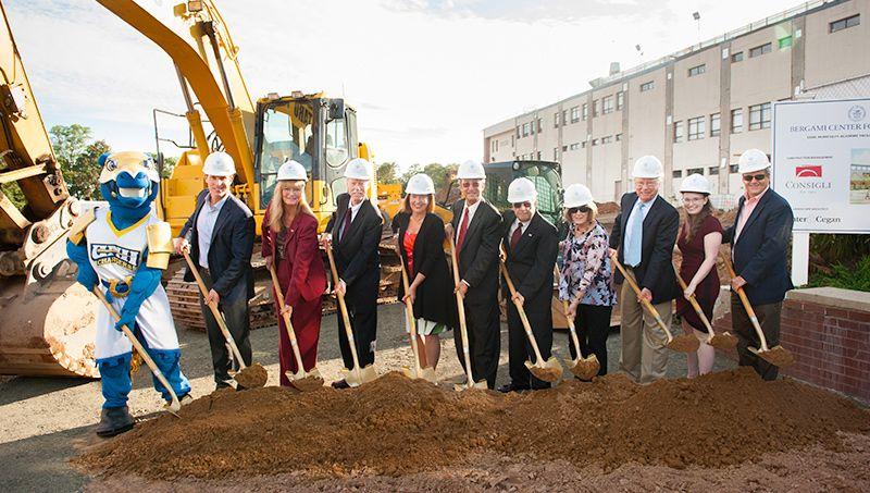 University of New Haven Celebrates Groundbreaking for