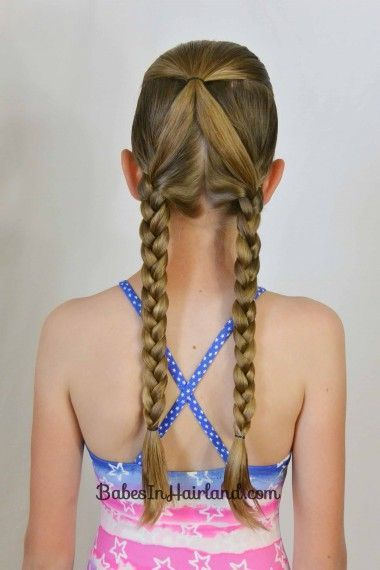 10 No Fuss Hairstyles For Summer Or The Pool Hair Pinterest