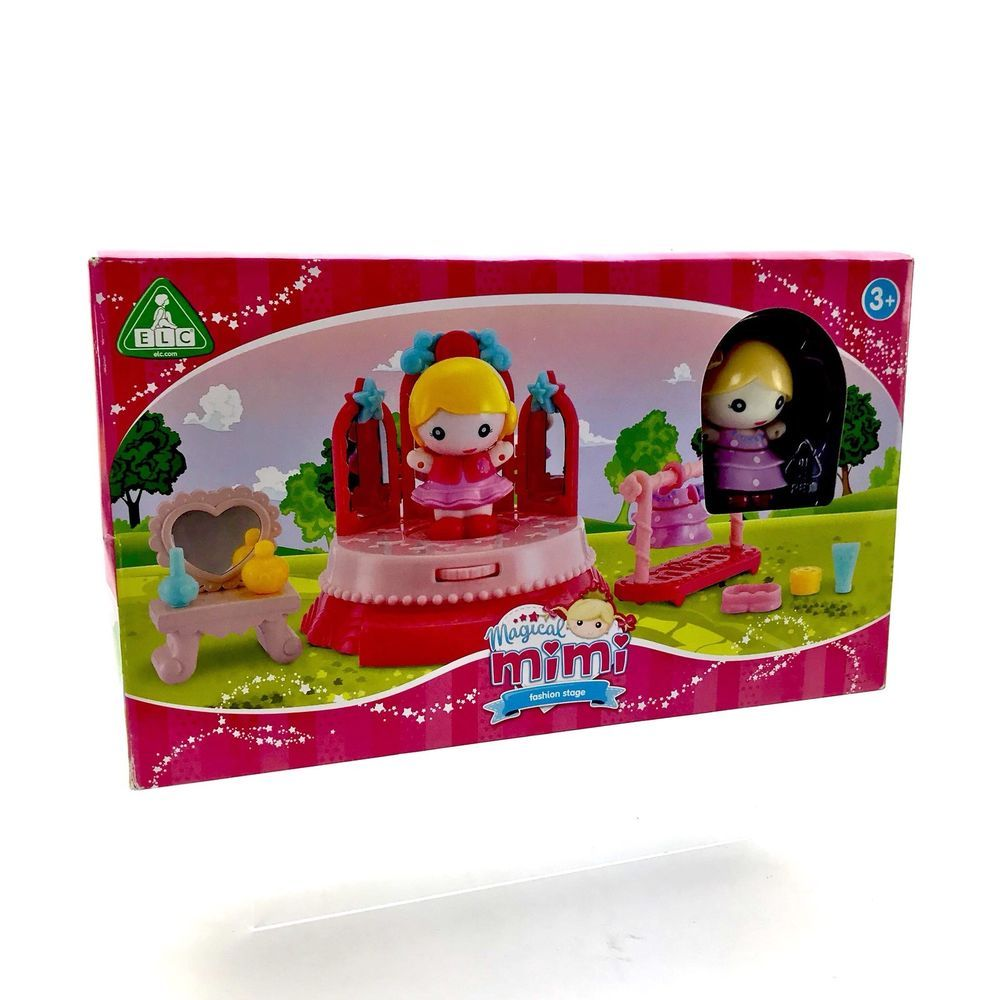 ELC Magical Mimi Fashion Stage toys Brand New Boxed Early Learning ...