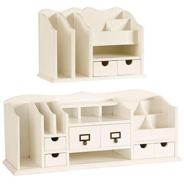 Ballard Designs Original Home Office Desk Organizers Large
