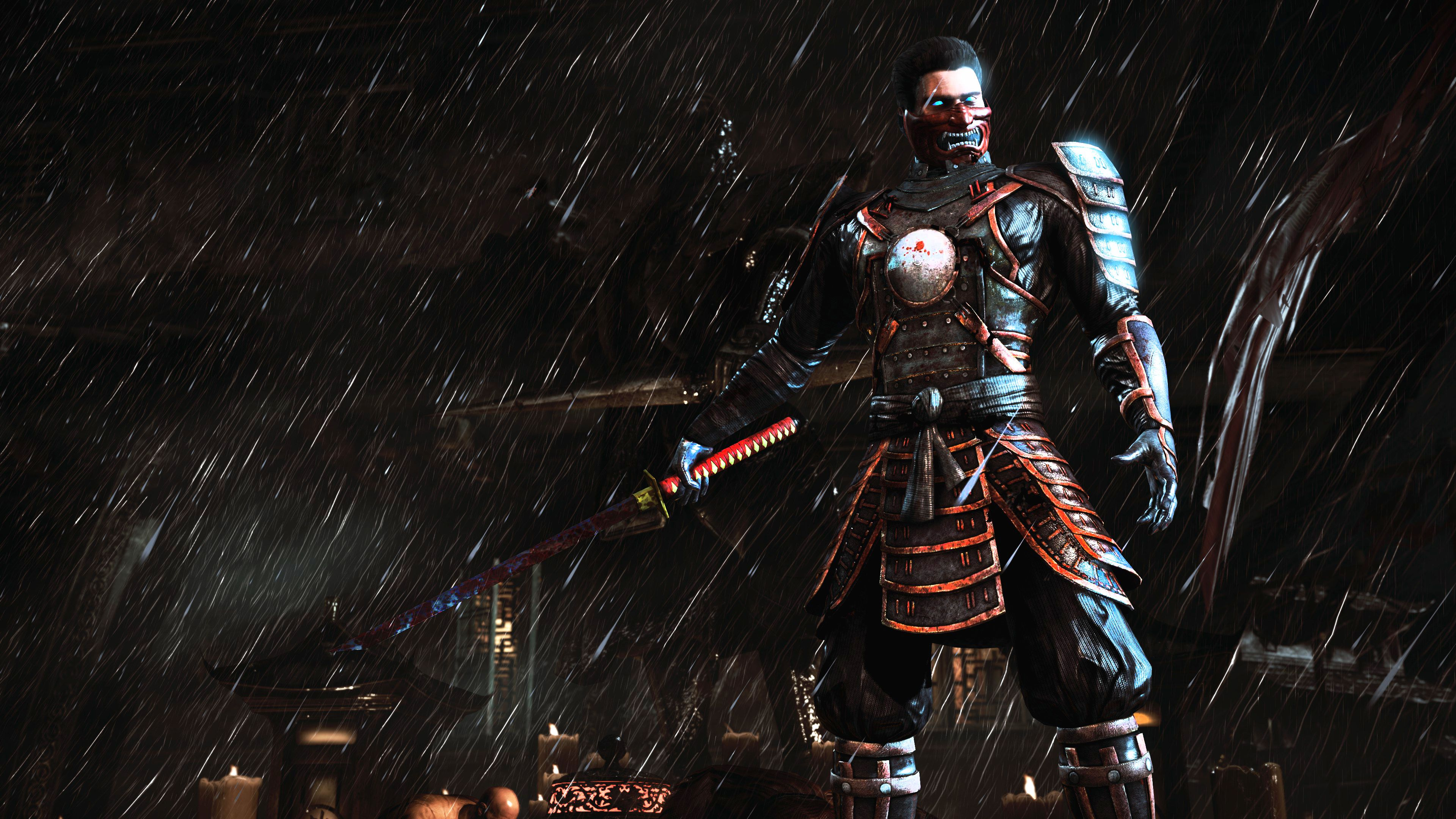 Deviantart More Like Mortal Kombat X Ronin Kenshi 2 4k By