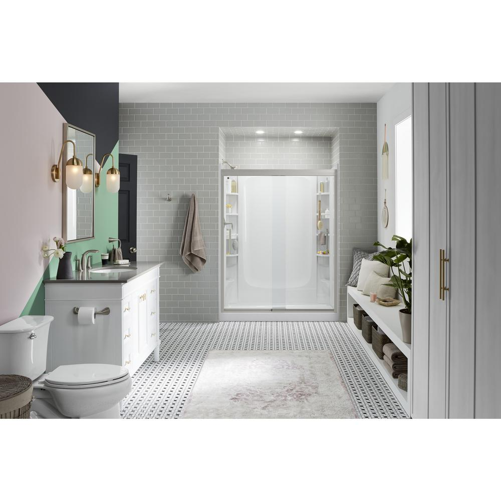 Sterling Store 30 In X 60 In Single Threshold Left Hand Shower