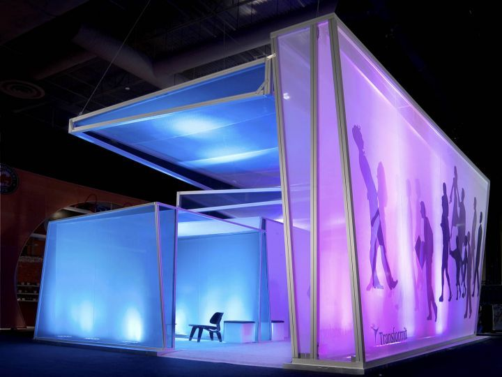 Fabric Exhibition Stand Questions : Transparent fabric print installation google search