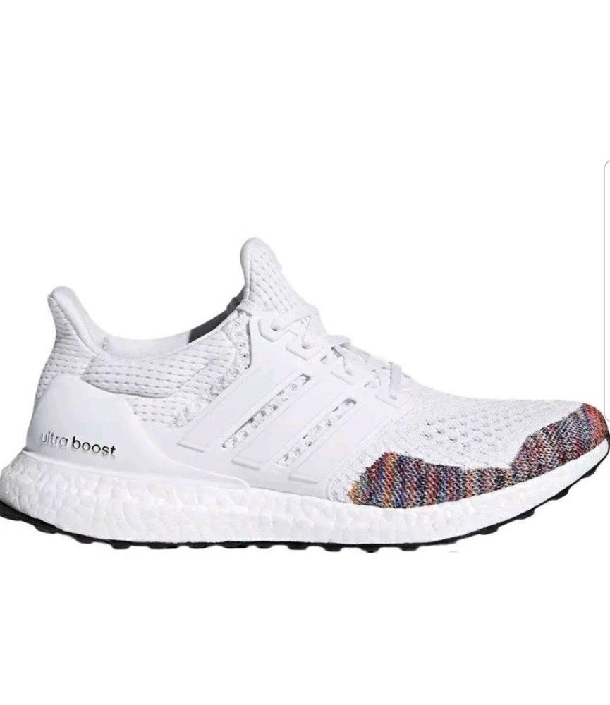separation shoes 9ad08 f76c8 Ultra Boost 1.0 Multi Color White Size 13  fashion  clothing  shoes   accessories  mensshoes  athleticshoes (ebay link)