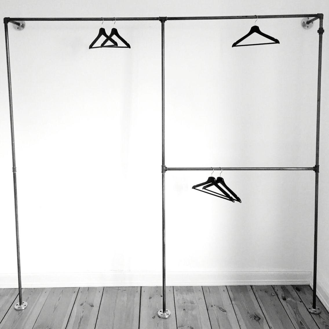 Various wardrobe frame one two industrial design modern look