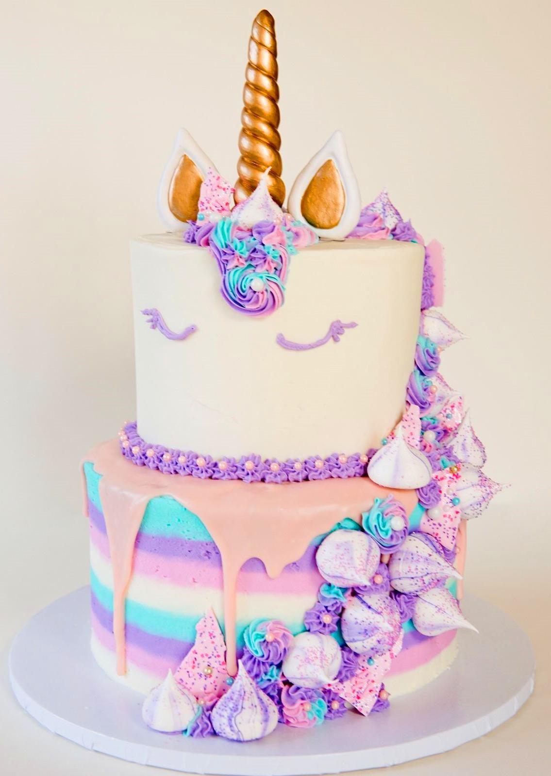 60 Simple Unicorn Cake Design Ideas Unicorn Birthday Cake Unicorn Cake Design Cake