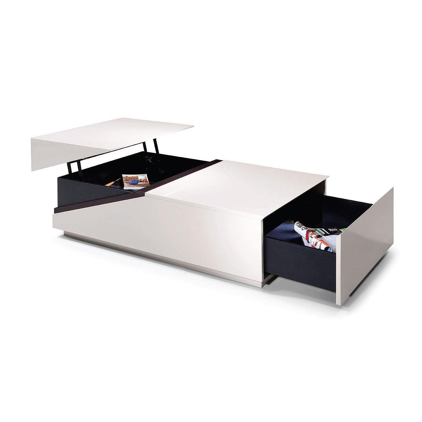 Weu0027re Over The Moon For This Clever Coffee Table. Its Sleek, Futuristic