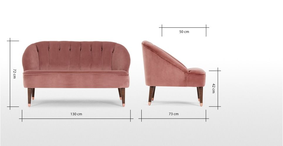 MADE | Margot 2 Seater Sofa
