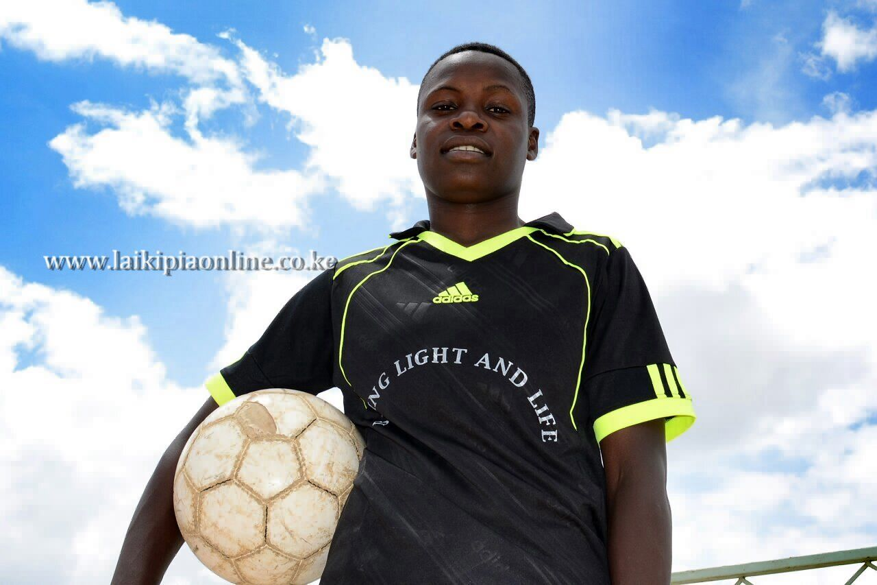 One On One with Neddy Atieno Akoth-Harambee Starlets Striker.