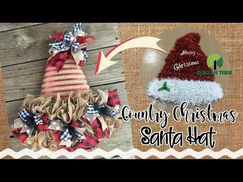6d479a880462c (850) DOLLAR TREE Santa Hat