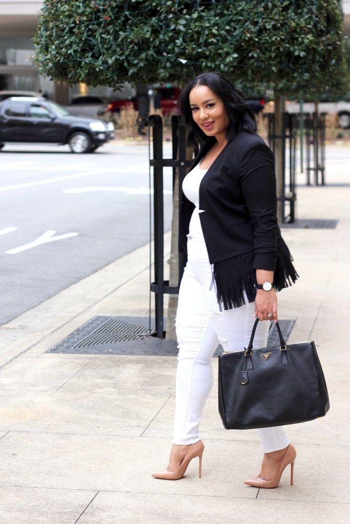 80efbaf5a27 Plus Size Fashion for Women - Plus Size Outfit Idea - Beauticurve