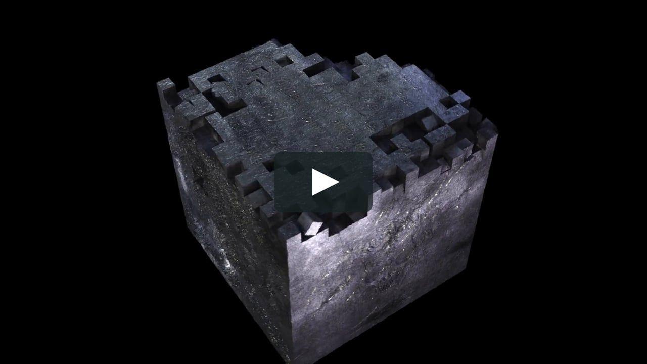 Houdini Transfomer Cube Rnd