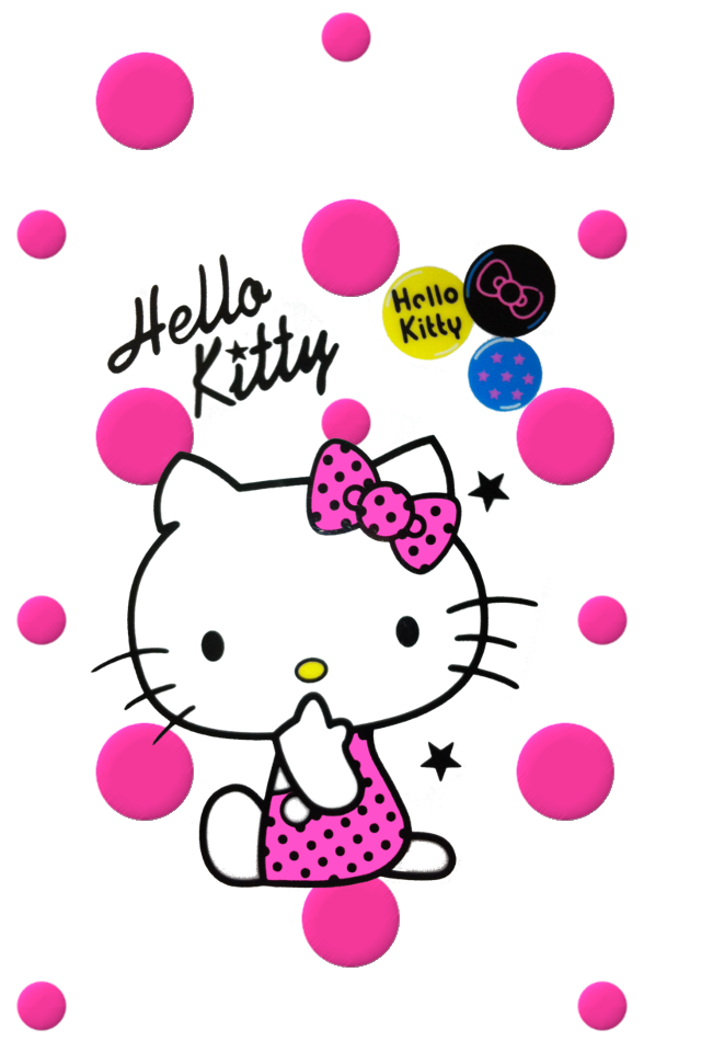 Hello Kitty Wallpaper Made By Me