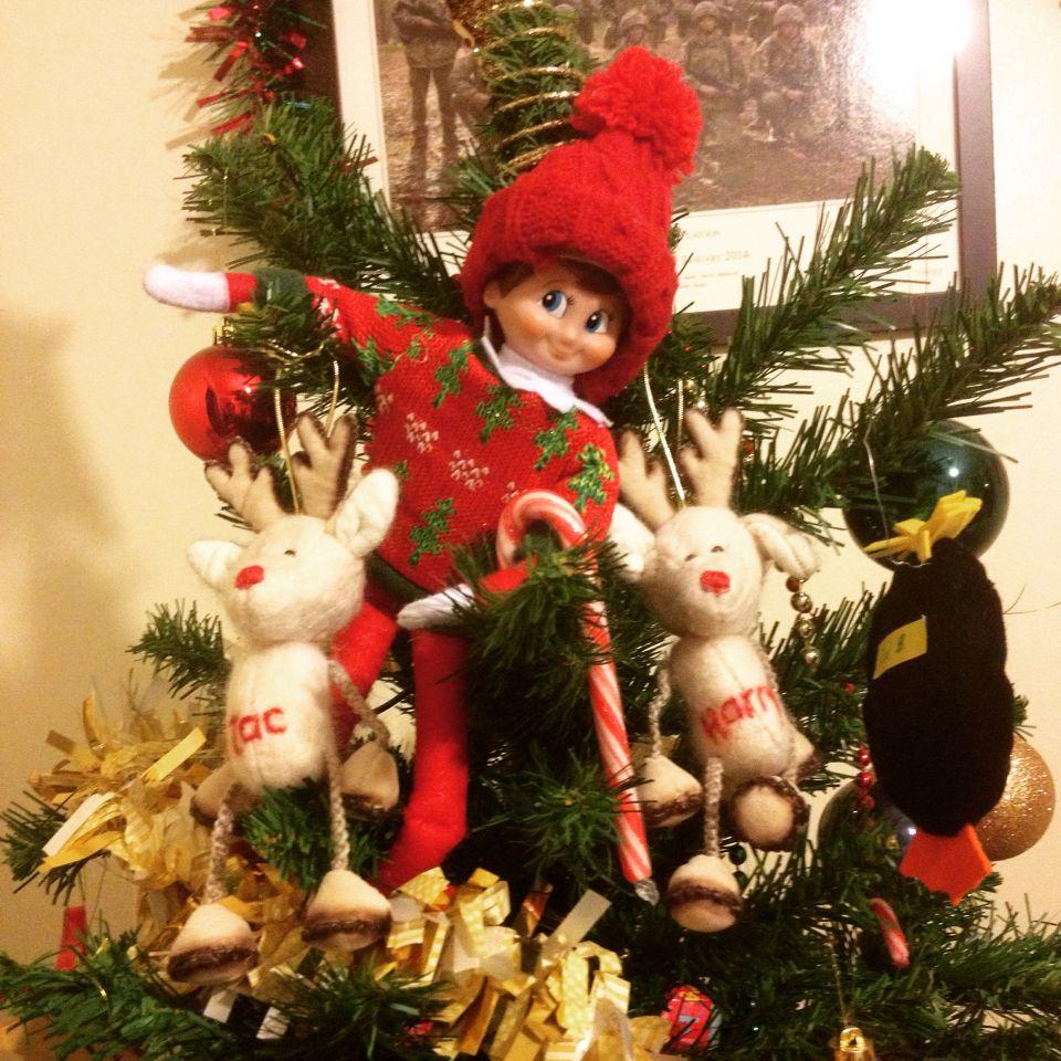 Elf on the shelf riddles to find elf Elf on the shelf