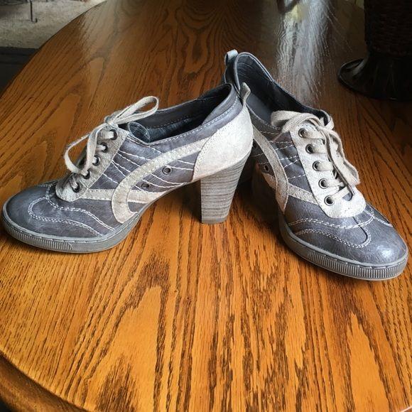 Graceland shoes  Cute Graceland shoes two - toned gray. Graceland Shoes