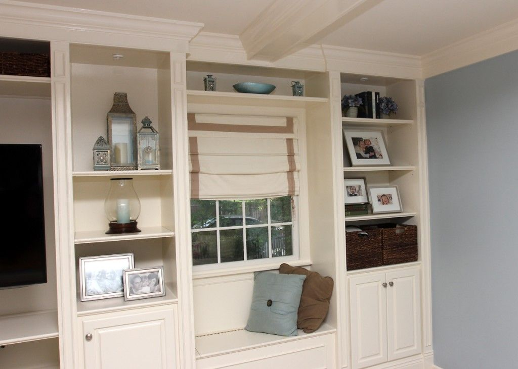Bookcases, Wall Units, Built-Ins, Shelving, Bar | Trim Team NJ ...