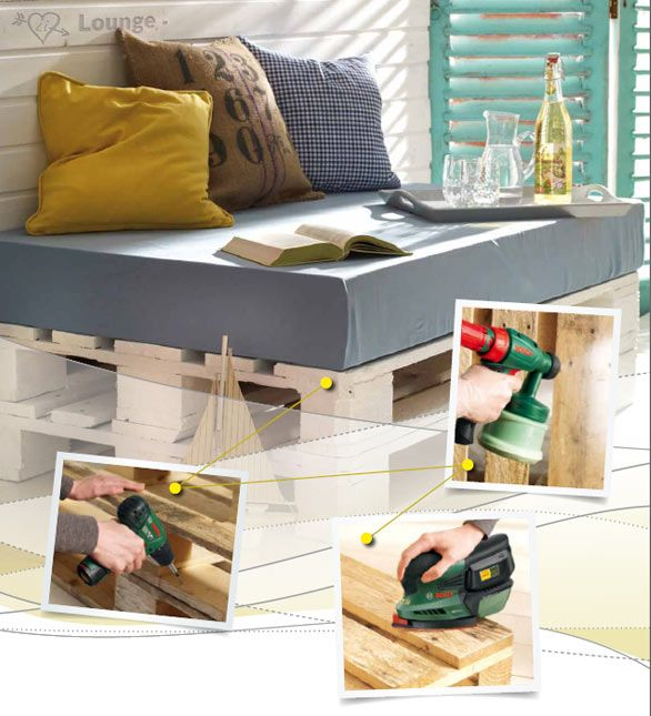 bauanleitung f r eine lounge gratis pdf anleitung basteln m bel m bel aus paletten und balkon. Black Bedroom Furniture Sets. Home Design Ideas