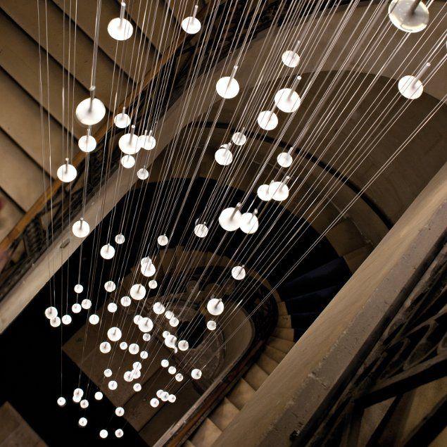 blackbody des luminaires oled pour des projets architecturaux extraordinaires pendant light. Black Bedroom Furniture Sets. Home Design Ideas
