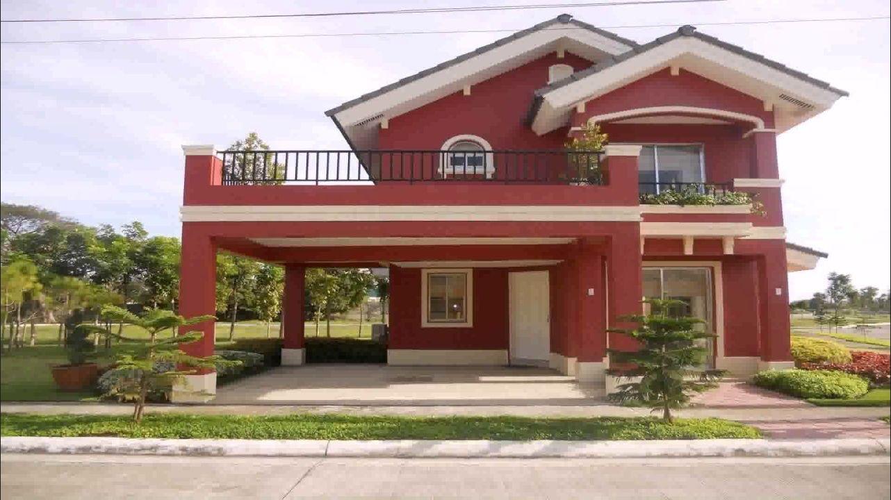 Exterior House Painting Design Ideas Rumah Warna Cat Rumah Mewah