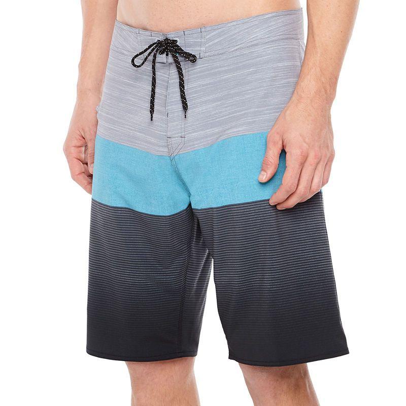 3d9ece4275c Burnside Trifecta Board Shorts Spandex Fabric, Swim Trunks, Swimsuit