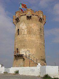 Torre de Paterna .Valencia .Spain .