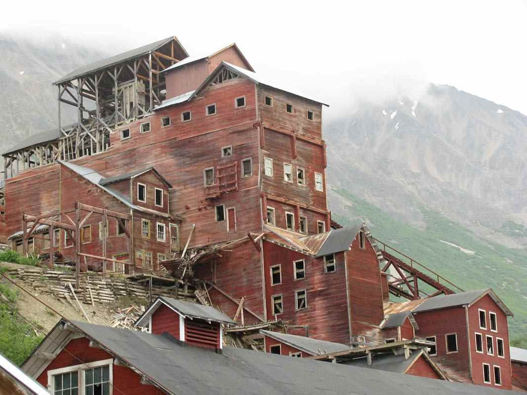 The Top 10 Haunted Ghost Towns in America | The Ghost Diaries