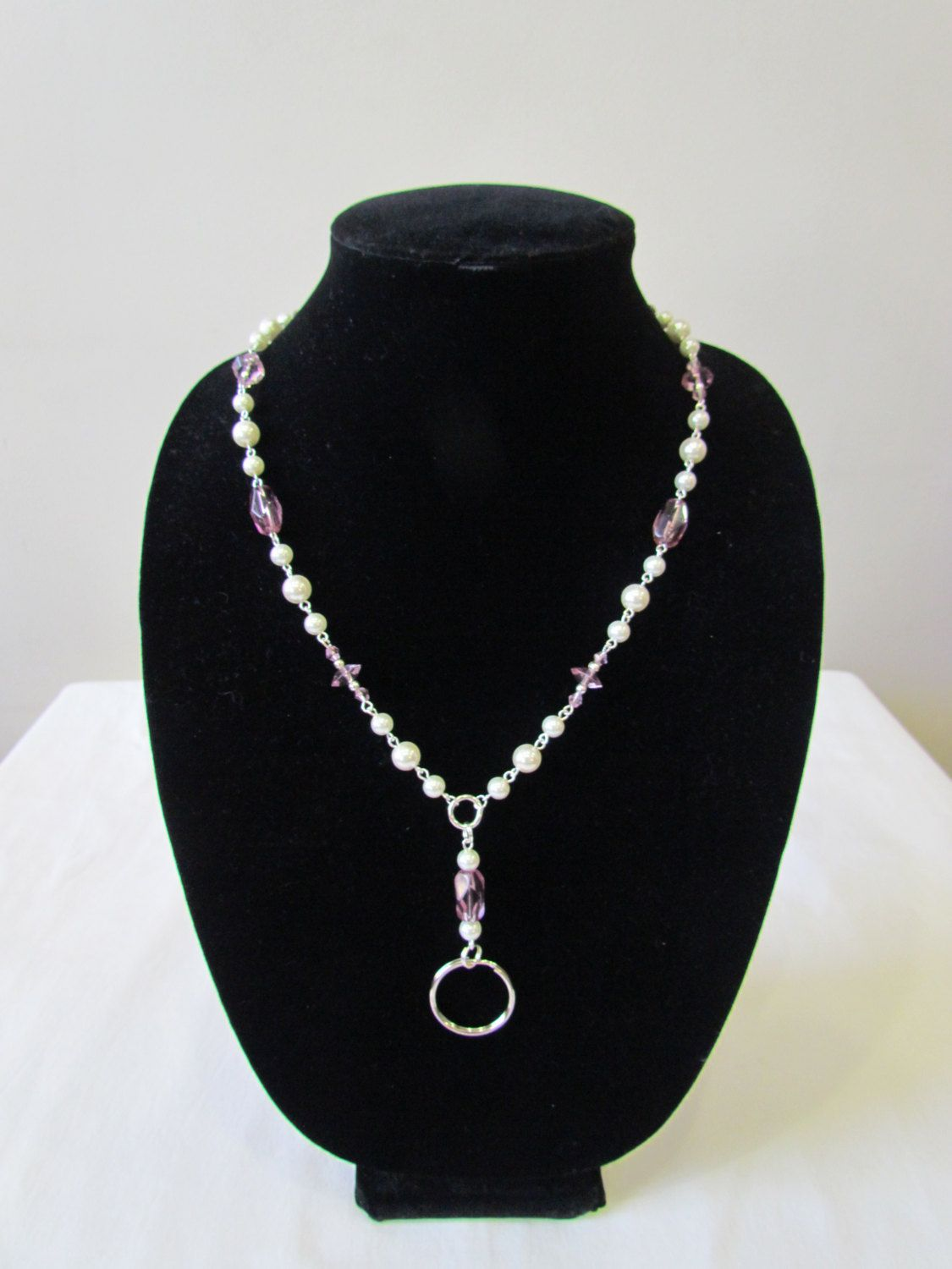 how to make a lanyard with beads