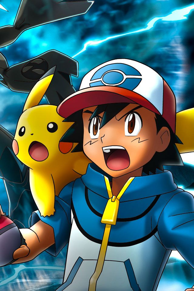 Pokemon iPhone Wallpapers HD Cool pokemon wallpapers