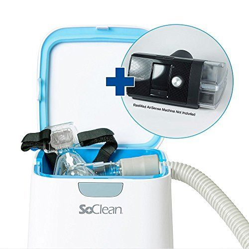 Soclean 2 Cpap Cleaner And Sanitizing Machine With Resmed Airsense 10 Adapter Health Soclean 2 Cpap Cleaner And Sanitizing Machine With R Cpap Resmed Cleaners