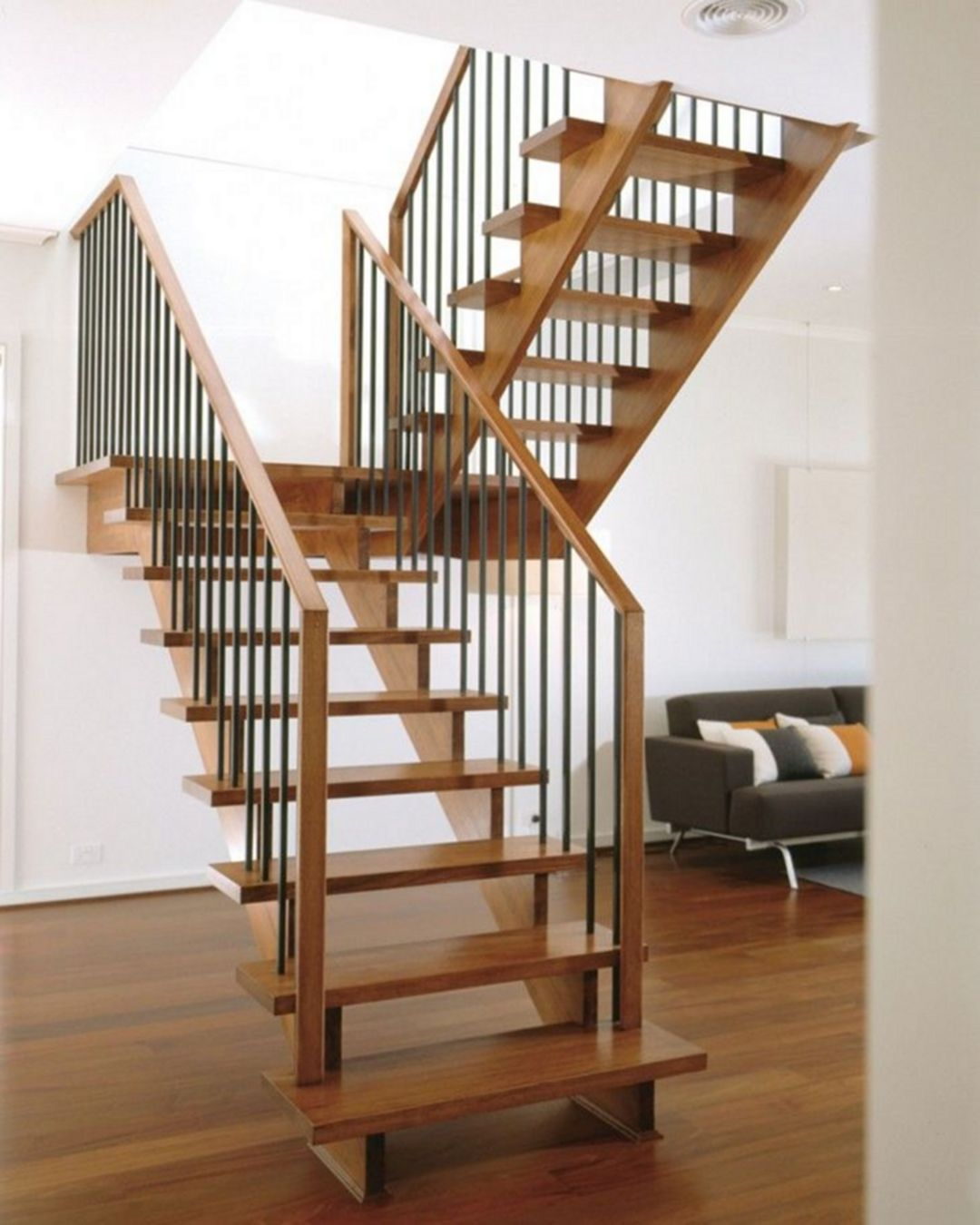 Lighting Basement Washroom Stairs: 20+ Stunning Basement Stair Design Ideas You Have To Know