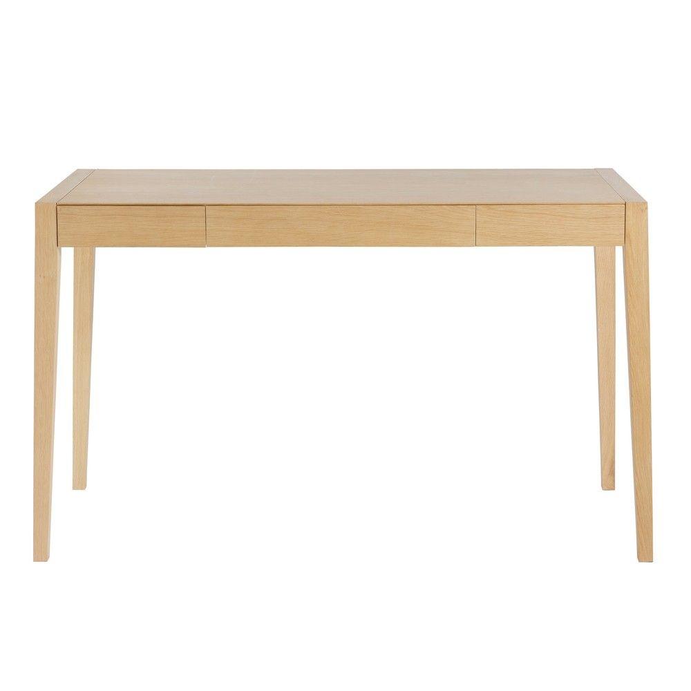 Schreibtisch Mit 3 Schubladen In 2018 House Wohnzimmer