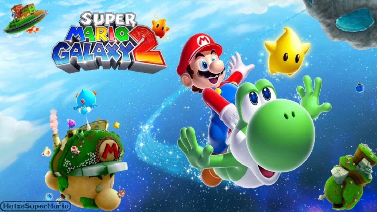Super Mario Galaxy 2 Music Throwback Galaxy Super Mario Mario