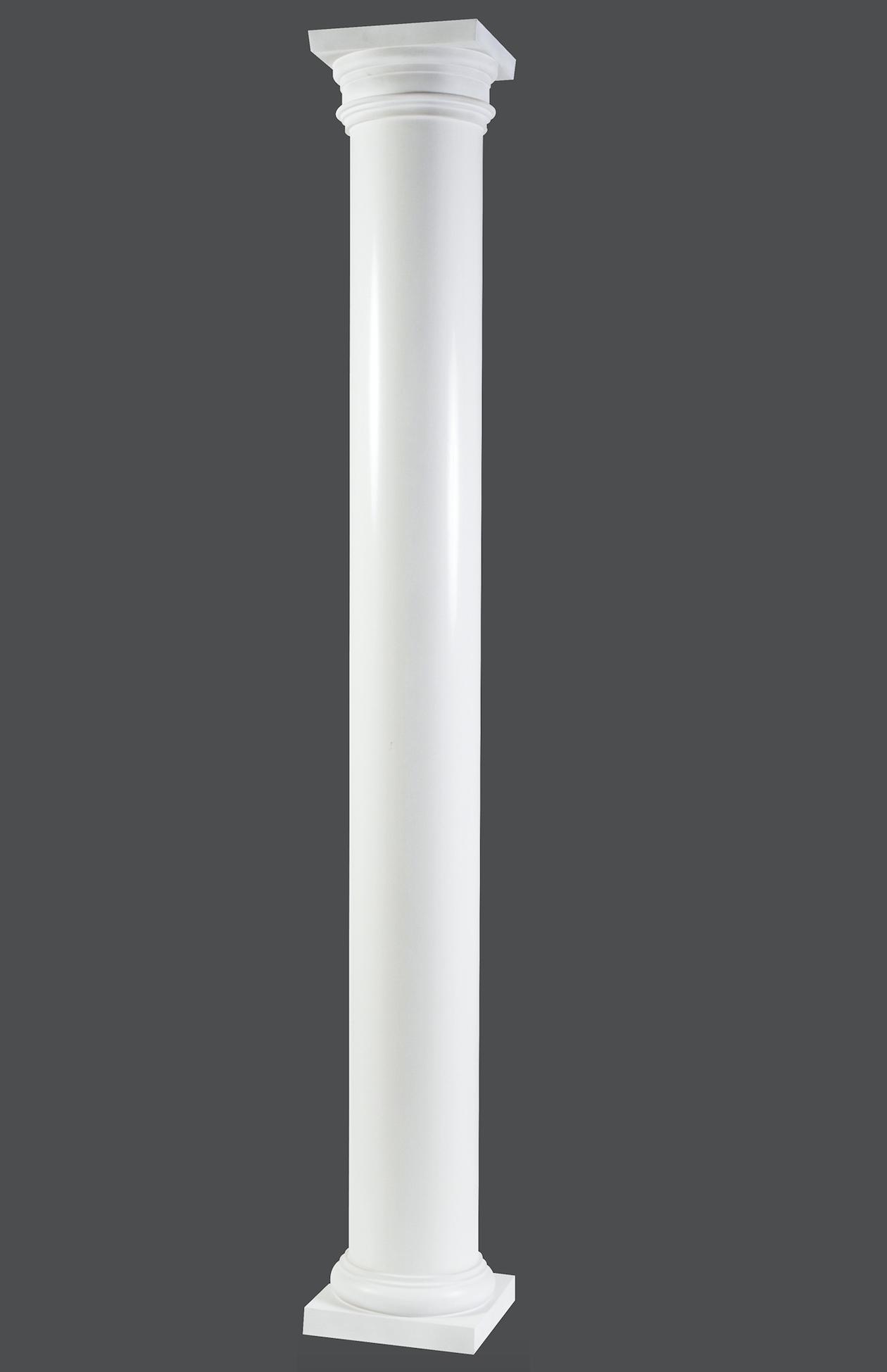 Capital Columns Trim Exterior Column Installation Toronto Gta Fiberglass Columns Fluted Columns Column