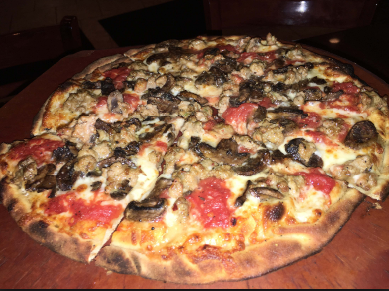 A Review Of Anthony S Coal Fired Pizza Loyalty Program Fire Pizza Pizza Bacon Pizza