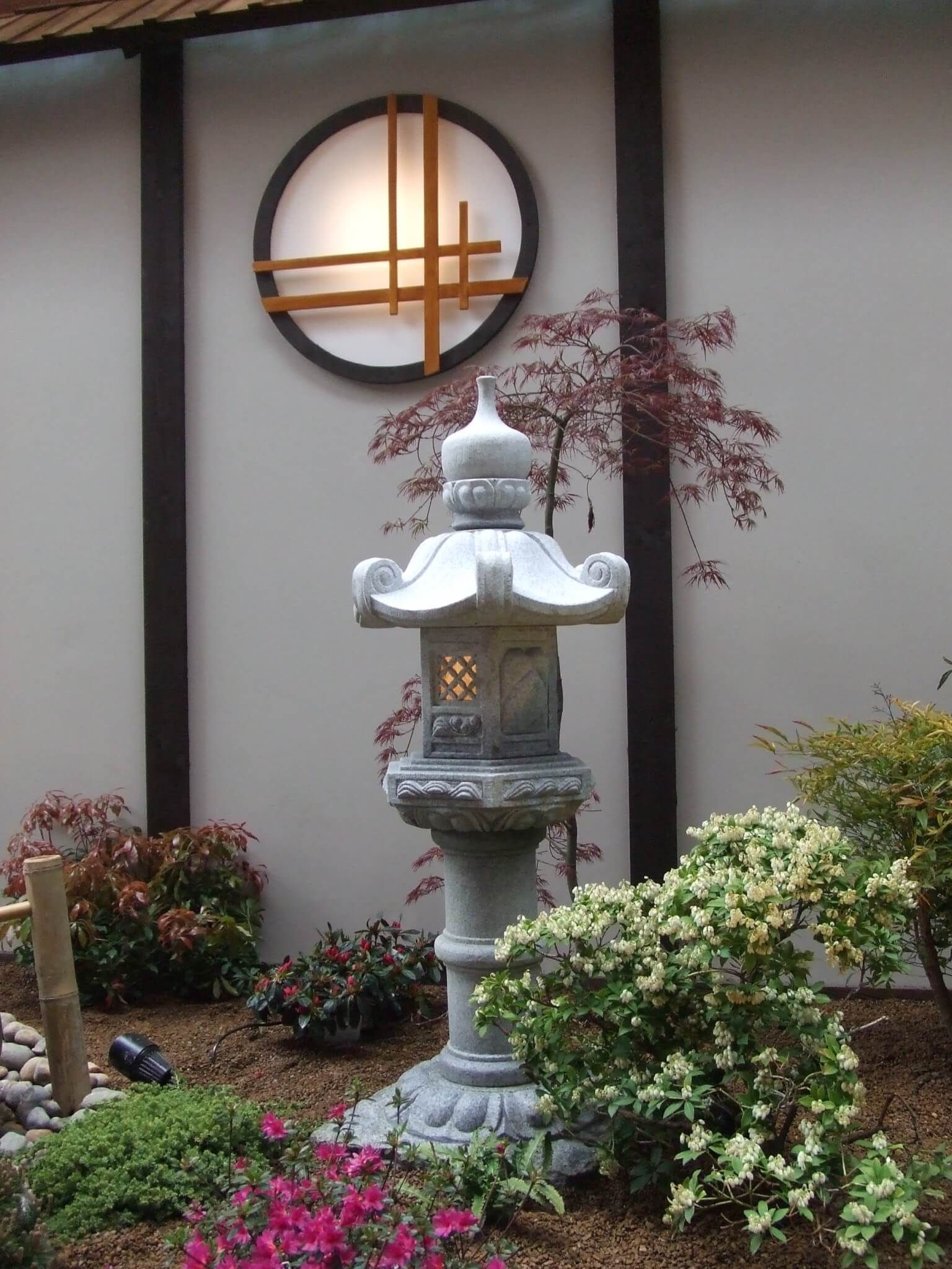 Basement Courtyard Japanese Garden - Build a Japanese ...