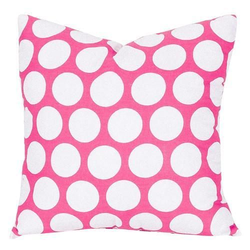 Pleasing Majestic Home Goods 85907210925 Hot Pink Large Polka Dot Forskolin Free Trial Chair Design Images Forskolin Free Trialorg