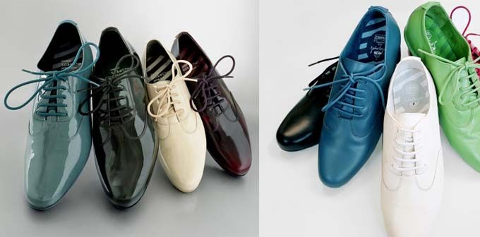 Fashion  Camper Shoes By Jamie Hayon