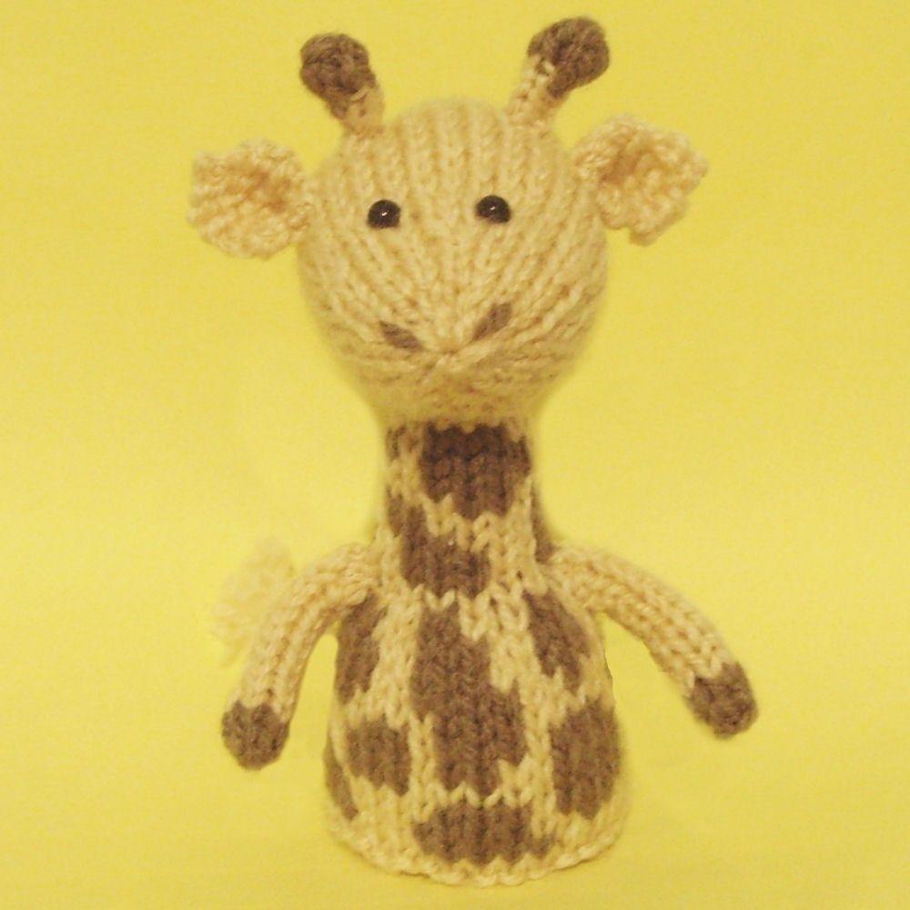 Giraffe toy knitting pattern pdf legs egg cozy finger puppet giraffe toy knitting pattern pdf legs egg cozy finger puppet instructions included bankloansurffo Choice Image