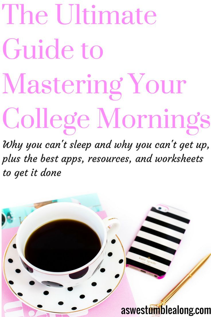 Let's be real- sleep is the most important part of college ...