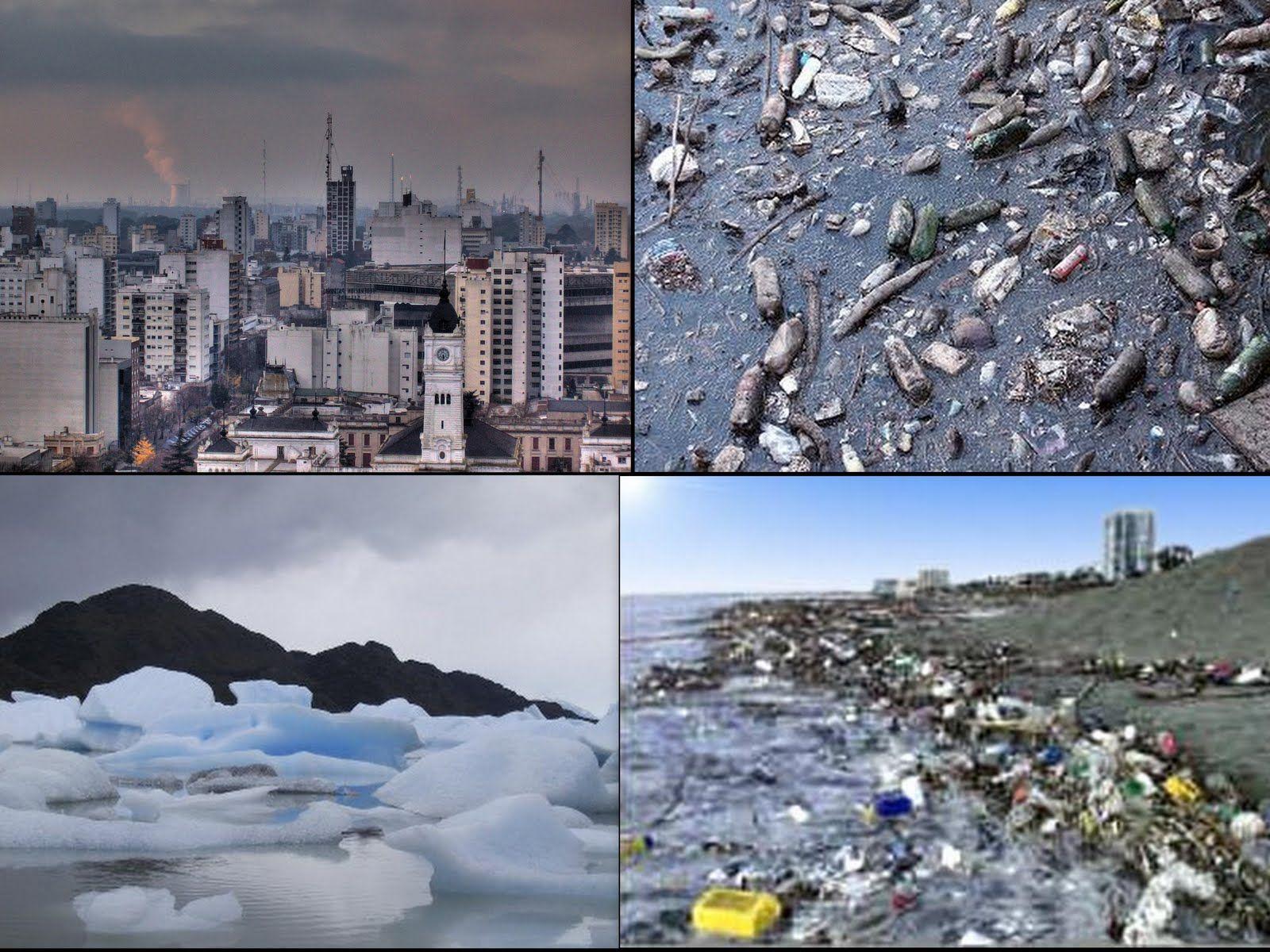 Algo Por El Medio Ambiente: Problemas Ambientales