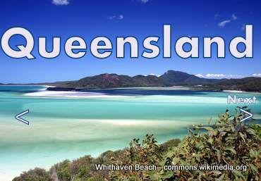 Queensland Top Locations