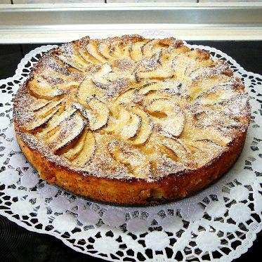Der beste Apfelkuchen in meinem ganzen Back-Universum #applepierecipe