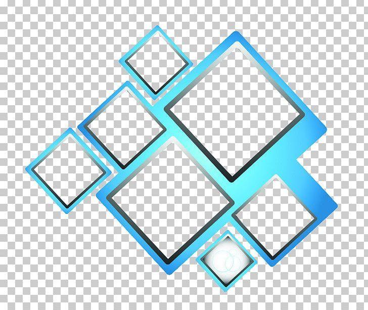 Blue Square Png Angle Area Blue Blue Background Blue Flower Brochure Design Template Free Web Design Graphic Design Background Templates