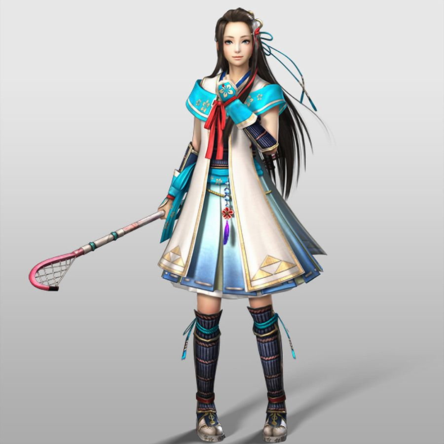 Warriors Orochi 4 All Female Characters: Samurai Warriors 4