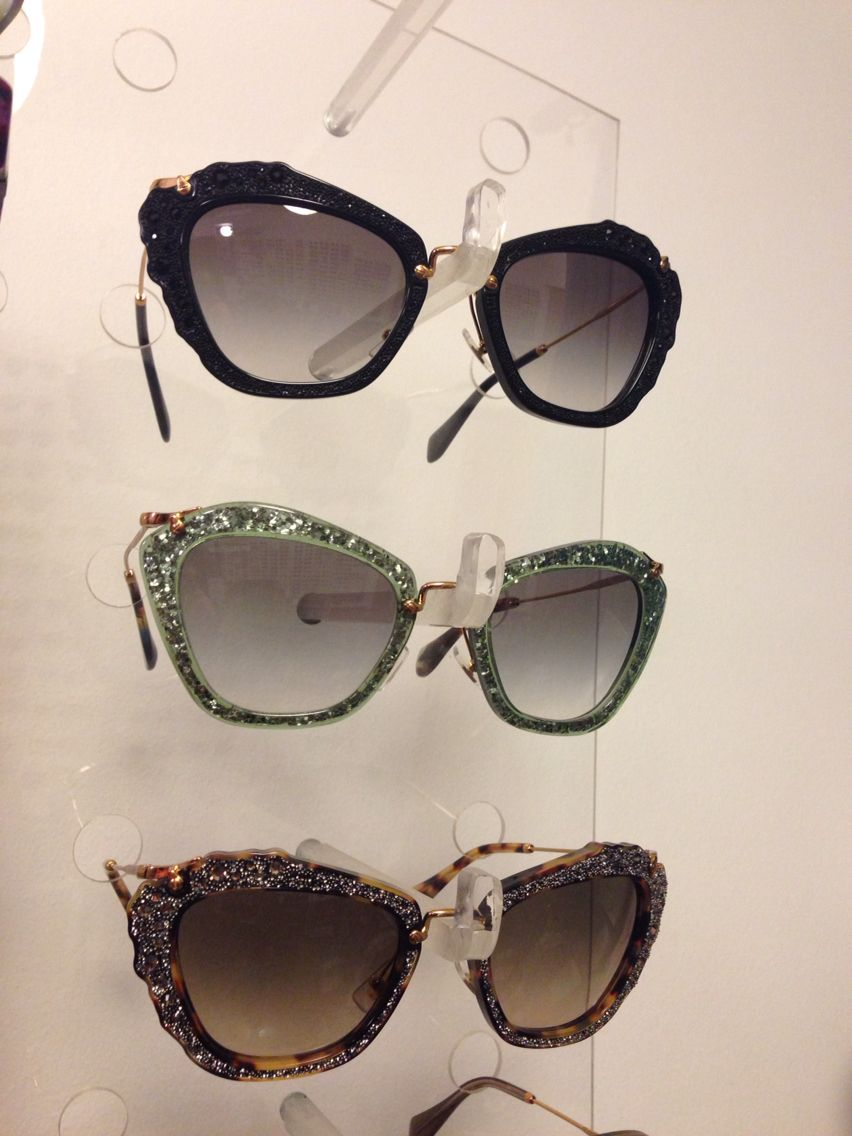 41027801db73 New Miu Miu 2015 MU04QS | Work | Sunglasses, Miu miu, Fashion