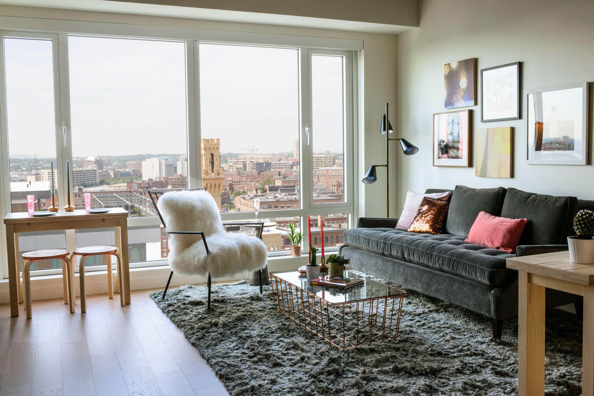 Sustainable studio, one-bedroom and two-bedroom luxury ...