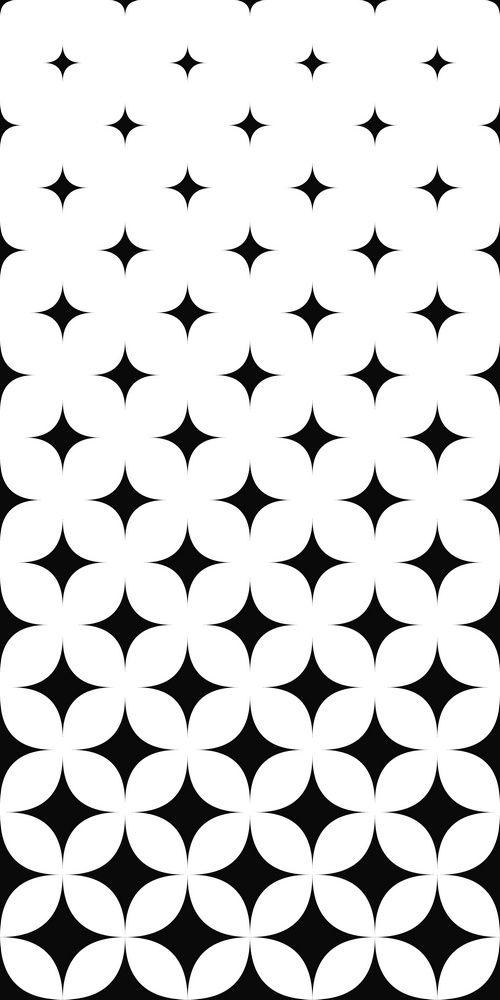 15 Monochrome Star Patterns Eps Ai Svg Jpg 5000x5000 4 Blackandwhite Pattern Vector Monochro Monochrome Pattern Stencil Patterns Geometric Pattern