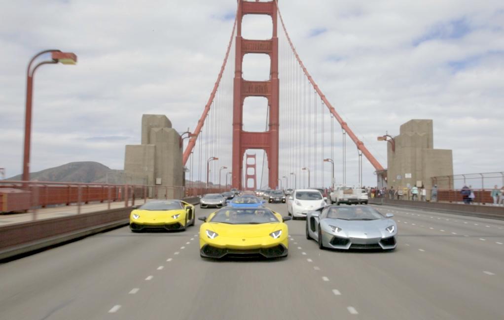 Lamborghini's